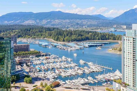R2191575 - 2903 1211 MELVILLE STREET, Coal Harbour, Vancouver, BC - Apartment Unit