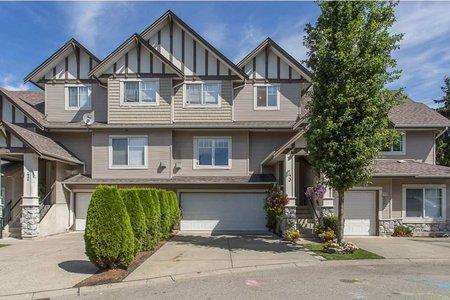R2191663 - 43 18181 68 AVENUE, Cloverdale BC, Surrey, BC - Townhouse