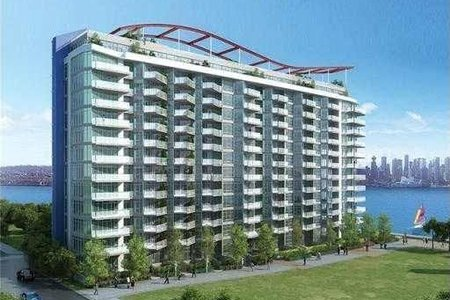R2191958 - 909 199 VICTORY SHIP WAY, Lower Lonsdale, North Vancouver, BC - Apartment Unit