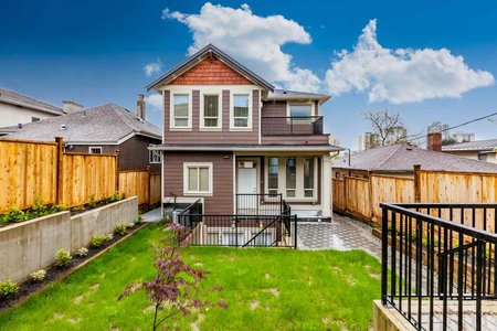 R2191987 - 3378 CHURCH STREET, Collingwood VE, Vancouver, BC - House/Single Family