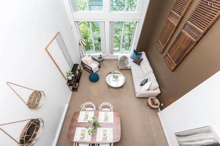 R2192369 - 402 610 GRANVILLE STREET, Downtown VW, Vancouver, BC - Apartment Unit