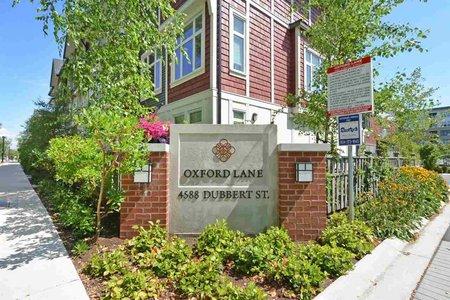 R2192378 - 15 4588 DUBBERT STREET, West Cambie, Richmond, BC - Townhouse