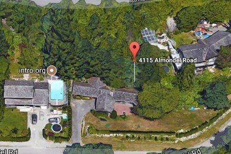R2192382 - 4115 ALMONDEL ROAD, Bayridge, West Vancouver, BC - House/Single Family