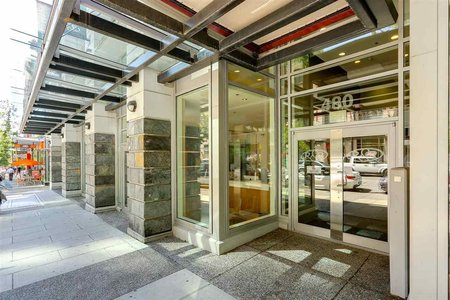 R2192737 - 1002 480 ROBSON STREET, Downtown VW, Vancouver, BC - Apartment Unit