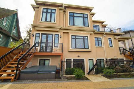 R2192787 - 4131 CROWN CRESCENT, Point Grey, Vancouver, BC - House/Single Family