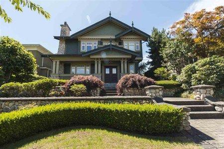 R2192818 - 4018 W 27TH AVENUE, Dunbar, Vancouver, BC - House/Single Family