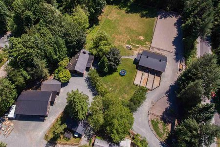 R2193013 - 6580 267 STREET, County Line Glen Valley, Langley, BC - House with Acreage