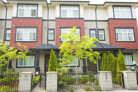 R2193164 - 19 7771 BRIDGE STREET, McLennan North, Richmond, BC - Townhouse