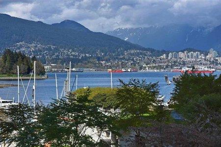 R2193231 - 206 588 BROUGHTON STREET, Coal Harbour, Vancouver, BC - Apartment Unit