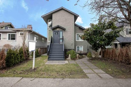 R2193242 - 4453 W 13TH AVENUE, Point Grey, Vancouver, BC - House/Single Family