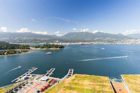 R2193327 - 3406 1011 W CORDOVA STREET, Coal Harbour, Vancouver, BC - Apartment Unit