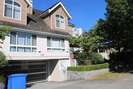 R2193358 - 3 250 E KEITH ROAD, Central Lonsdale, North Vancouver, BC - Townhouse