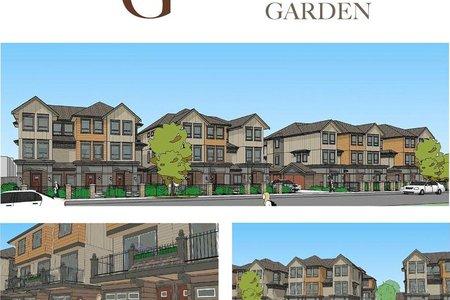 R2193373 - 1 9800 GRANVILLE AVENUE, McLennan North, Richmond, BC - Townhouse