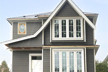 R2193404 - 795 W 69TH AVENUE, Marpole, Vancouver, BC - 1/2 Duplex