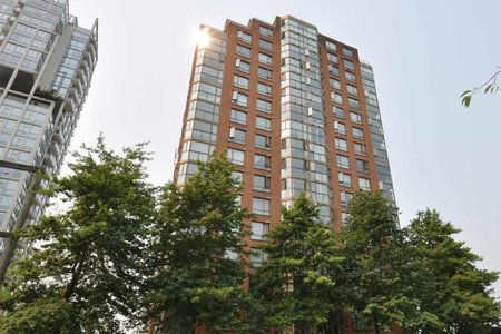 R2193494 - 406 888 PACIFIC STREET, Yaletown, Vancouver, BC - Apartment Unit