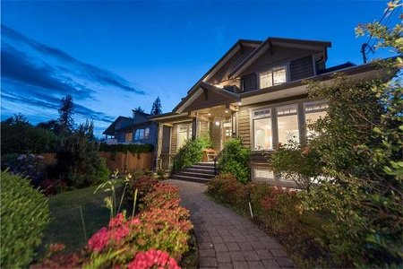 R2193540 - 2293 FULTON AVENUE, Dundarave, West Vancouver, BC - House/Single Family