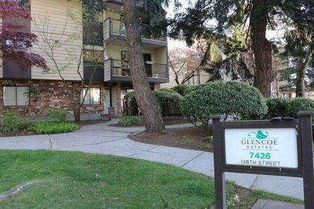 R2193676 - 208 7426 138 STREET, East Newton, Surrey, BC - Apartment Unit