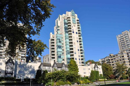 R2193708 - 209 1311 BEACH AVENUE, West End VW, Vancouver, BC - Apartment Unit