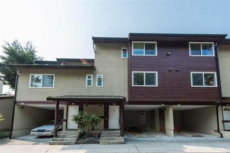 R2193710 - 3418 LANGFORD AVENUE, Champlain Heights, Vancouver, BC - Townhouse