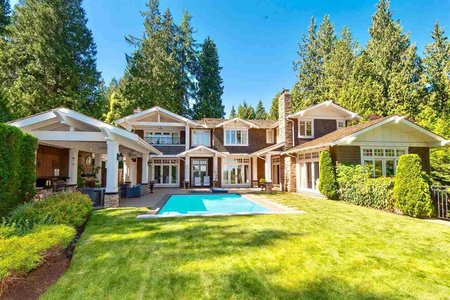 R2193736 - 4475 KEITH ROAD, Caulfeild, West Vancouver, BC - House/Single Family