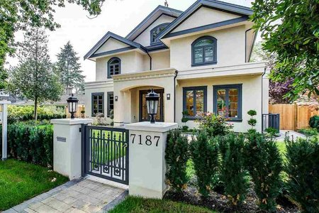 R2193862 - 7187 CYPRESS STREET, Kerrisdale, Vancouver, BC - House/Single Family