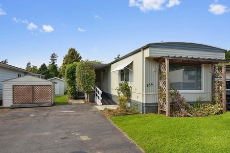 R2193899 - 184 3665 244TH STREET, Otter District, Langley, BC - Manufactured
