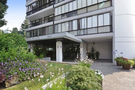 R2193935 - 1404 650 16TH STREET, Ambleside, West Vancouver, BC - Apartment Unit