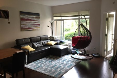 R2193966 - 105 5735 HAMPTON PLACE, University VW, Vancouver, BC - Apartment Unit