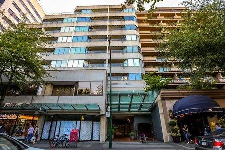 R2193995 - 301 847 HORNBY STREET, Downtown VW, Vancouver, BC - Apartment Unit