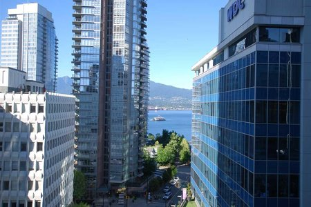 R2194163 - 901 1188 W PENDER STREET, Coal Harbour, Vancouver, BC - Apartment Unit