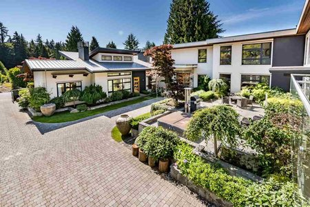 R2194201 - 585 SOUTHBOROUGH DRIVE, British Properties, West Vancouver, BC - House/Single Family