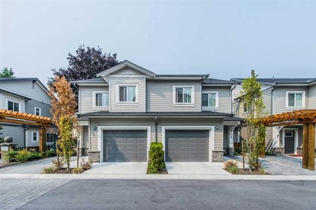 R2194249 - 8 6711 WILLIAMS ROAD, Woodwards, Richmond, BC - Townhouse