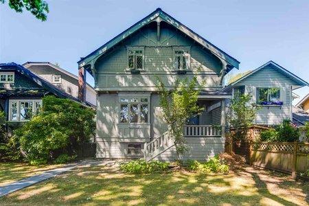 R2194262 - 2819 W 7TH AVENUE, Kitsilano, Vancouver, BC - House/Single Family
