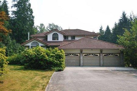 R2194443 - 26382 TRETHEWEY CRESCENT, Websters Corners, Maple Ridge, BC - House with Acreage
