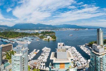 R2194529 - 3302 1499 W PENDER STREET, Coal Harbour, Vancouver, BC - Apartment Unit