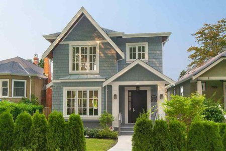 R2194682 - 4143 W 13TH AVENUE, Point Grey, Vancouver, BC - House/Single Family