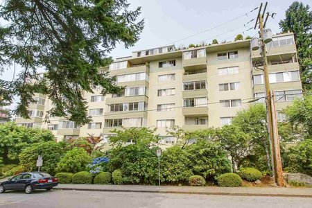 R2194722 - 606 1425 ESQUIMALT AVENUE, Ambleside, West Vancouver, BC - Apartment Unit