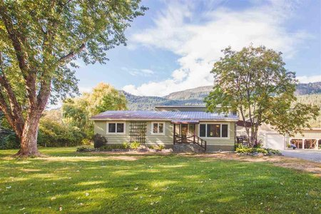R2194814 - 1561 FRASER ROAD, Pemberton, Pemberton, BC - House with Acreage