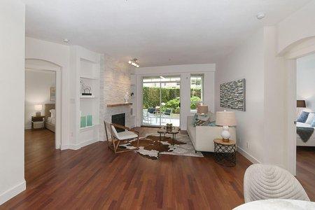 R2194997 - 103 5835 HAMPTON PLACE, University VW, Vancouver, BC - Apartment Unit