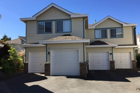 R2195158 - 25 8551 GENERAL CURRIE ROAD, Brighouse South, Richmond, BC - Townhouse