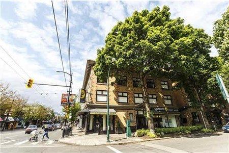 R2195226 - 301 1477 W 15TH AVENUE, Fairview VW, Vancouver, BC - Apartment Unit