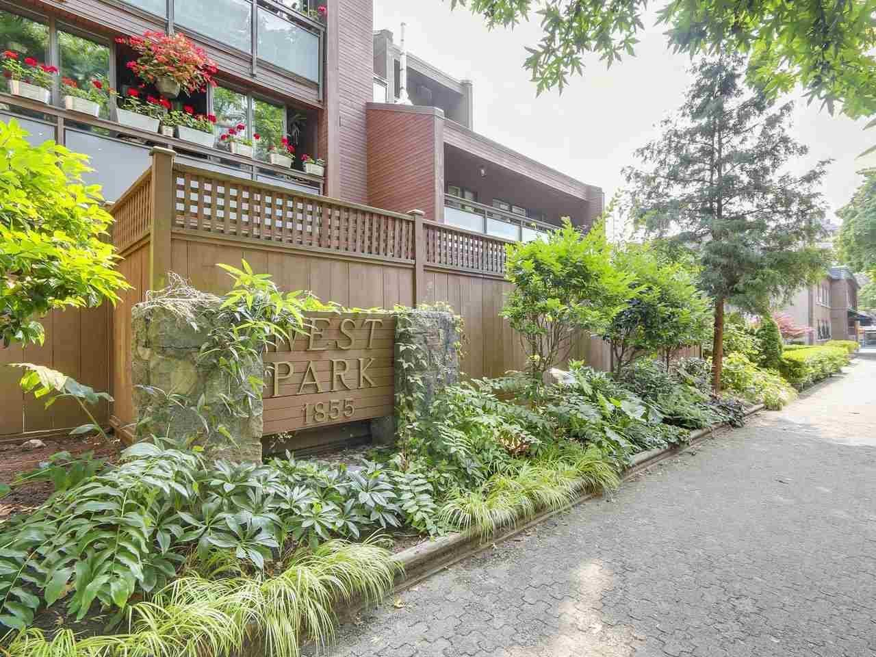 P6 1855 NELSON STREET, Vancouver - R2195303