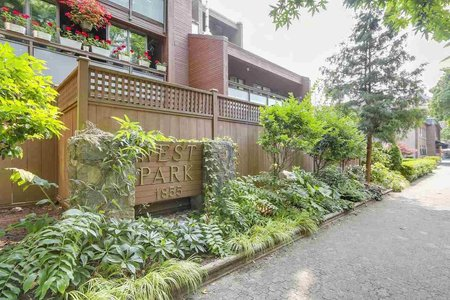 R2195303 - P6 1855 NELSON STREET, West End VW, Vancouver, BC - Apartment Unit