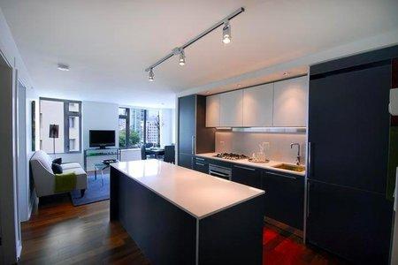 R2195304 - 601 1762 DAVIE STREET, West End VW, Vancouver, BC - Apartment Unit