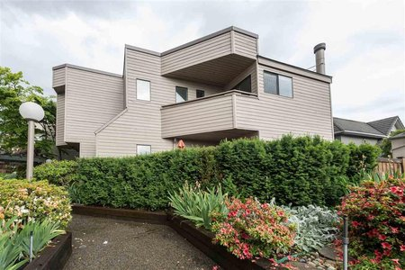 R2195337 - 6 1434 MAHON AVENUE, Central Lonsdale, North Vancouver, BC - Townhouse