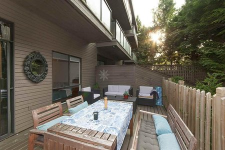 R2195360 - 108 1345 W 15TH AVENUE, Fairview VW, Vancouver, BC - Apartment Unit