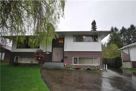 R2195443 - 10937 132A STREET, Whalley, Surrey, BC - House/Single Family