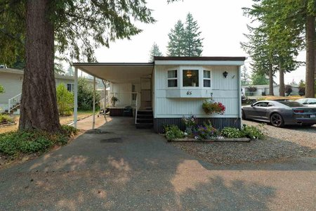 R2195539 - 45 20071 24 AVENUE, Brookswood Langley, Langley, BC - Manufactured