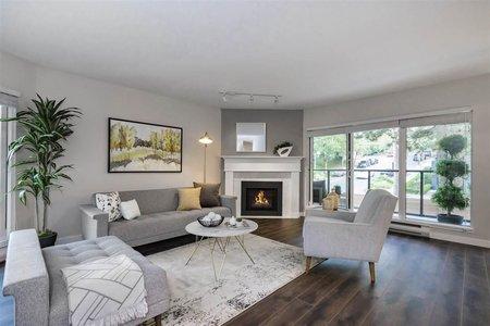 R2195545 - 206 1315 W 7TH AVENUE, Fairview VW, Vancouver, BC - Apartment Unit