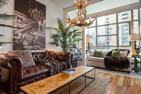 R2195549 - 604 1205 HOWE STREET, Downtown VW, Vancouver, BC - Apartment Unit
